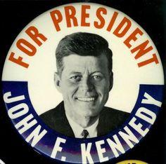 JFK - Democrat 1960