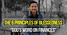 The 6 Principles of Blessedness