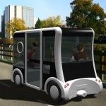 Cristal Electric Vehicle Features Noiseless Smooth Commuting For Up To 6 Persons