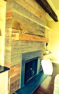 reclaimed wood fireplace design ideas pictures remodel and decor