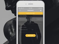 Fashion App - Select and add a card by Robert Berki Visa Card, Name Cards, The Selection, Ads, Design, Fashion, Moda, Fashion Styles, Carte De Visite