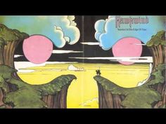 HAWKWIND  --  Warrior On The Edge Of Time   -- 1975