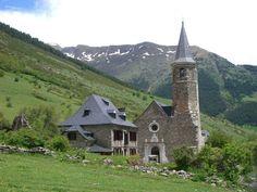 Spain Huesca Valle de Arán Spain