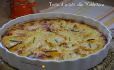 Torta di patate alla Valdostana