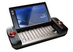 The latest Hybrid Dual Portable Computer from Miu (Mobile Intelligent Ubiquitous) is made with an Intel Atom Processor. This gadget comes with two operating systems, two processor and two screens.
