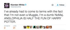 "21 ""Harry Potter"" Tweets That Will Make You Say ""Lol, Muggles"""