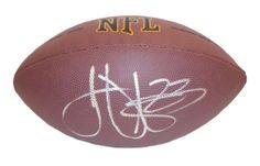 Miami Dolphins Troy Vincent signed NFL Wilson full size football w/ proof photo.  Proof photo of Troy signing will be included with your purchase along with a COA issued from Southwestconnection-Memorabilia, guaranteeing the item to pass authentication services from PSA/DNA or JSA. Free USPS shipping. www.AutographedwithProof.com is your one stop for autographed collectibles from Miami sports teams. Check back with us often, as we are always obtaining new items.
