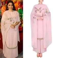 #sohaalikhan #samatvam #embroidery #kurta #indian #pink #gold #getherlook #perniaspopupshop #happyshopping