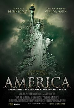 AMERICAN CITIZENS NEED TO SEE THIS -- TAKE THE TIME ~~~~~~~~ Left 'Comes Out Screaming' Against D'Souza's 'America'