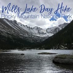 Looking for a great day hike in Rocky Mountain National Park? Check out the Mills Lake Trail! Day Hike, Day Trip, American Beer, Hiking With Kids, Beer Festival, Rocky Mountain National Park, Best Hikes, Rocky Mountains, Colorado