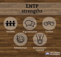 entp I know a few and they keep your interest. not sure how they are as a romantic partner though. Fun! I bet!