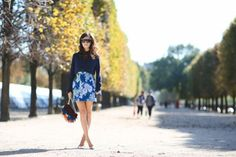 Every Must-See Street Style Look From Paris Fashion Week
