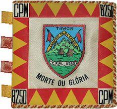 Companhia de Polícia Militar 8250/74 Timor