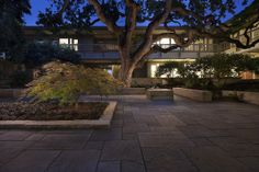 Courtyard at 2200 Sandhill Road, Palo Alto CA