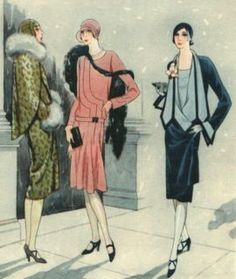 61 Ideas Fashion Ilustration Vintage Chanel Art Deco For 2019 20s Fashion, Chanel Fashion, Art Deco Fashion, Fashion History, Fashion Prints, French Fashion, Retro Fashion, Vintage Fashion, Vintage Chanel
