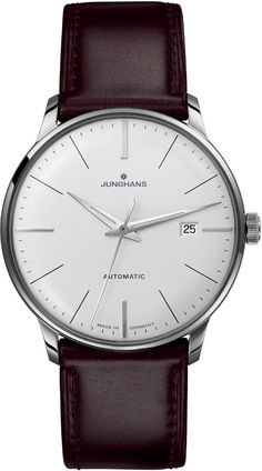 Junghans Meister Classic 027431000 Herrenuhr