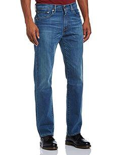 Levi's Herren Straight Leg Jeans 751 Standart Fit, Gr. W30/L32 (Herstellergröße: 30), Blau (Blau 0112) Levi's http://www.amazon.de/dp/B00JPICJF2/ref=cm_sw_r_pi_dp_P2pmvb1A2EEST
