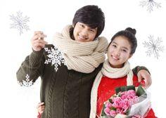 "Kim Beom and Kim So Eun of ""Boys Over Flowers""; my favorite couple. <3"