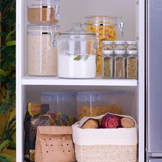 Shopping for Kitchen & Dining - 𝔻𝕠 𝕐𝕠𝕦 𝕃𝕚𝕜𝕖? - Shopping for Kitchen & Dining Kitchen Organization - Kitchen Pantry Design, Kitchen Organization Pantry, Diy Kitchen Storage, Organization Hacks, Organized Pantry, Refrigerator Organization, Organised Kitchen Diy, Organizing Ideas For Kitchen, Organised Home