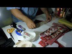 Bolsa crazy - Reaproveitamento de retalhos - YouTube