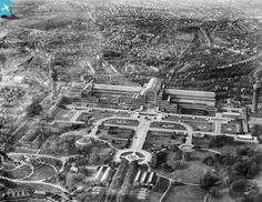 Crystal Palace and Crystal Palace Park, Penge, 1928