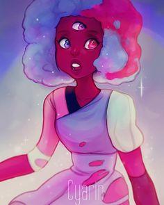 Cotton Candy Garnet (Steven Universe)