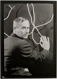 Man Ray: Joan Miró. Paris, circa 1928