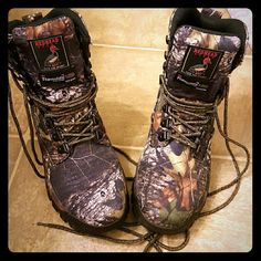 Redhead water proof insulated boots Worn twice no longer need them redhead Shoes Winter & Rain Boots