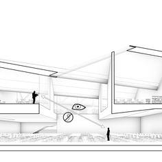 Canton School Chur Proposal / Marc Anton Dahmen