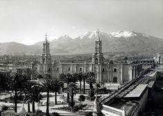 """Arequipa en blanco y negro: """"El Estudio Vargas Hnos"""""""