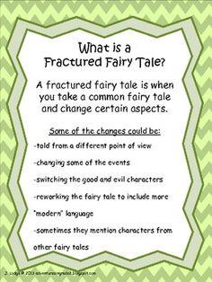 FRACTURED FAIRY TALE UNIT ~ COMMON CORE ALIGNED RL.2.2 & 2.6 - TeachersPayTeachers.com