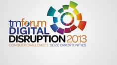Digital disruption keynote presentation cover