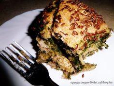 Elkészült sajtos spenótos háromszögek Lasagna, Ethnic Recipes, Food, Lasagne, Meals, Yemek, Eten