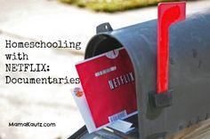 Homeschooling with NETFLIX: Documentaries