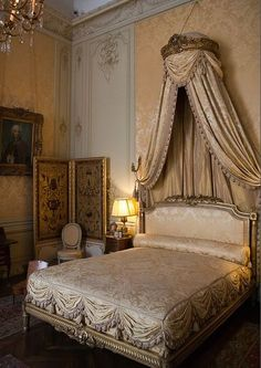 MUSÉE JACQUEMART ANDRÉ 158 Boulevard Haussmann, Paris 8ē ~ An elegant museum in a former hôtel particulier with an important collection French decorative arts of the 18th century.