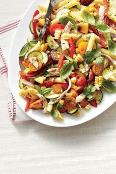 Farmers' Market Pasta Salad - Quick-Fix Pasta Suppers