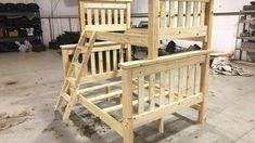 Welcome to the website of Ana White, your source for great DIY furniture and woodworking projects. Choose from a variety of great free woodworking plans! Bunk Bed Plans, Full Bunk Beds, Loft Beds, Furniture Plans, Diy Furniture, Furniture Design, Modern Furniture, Woodworking Plans, Woodworking Projects