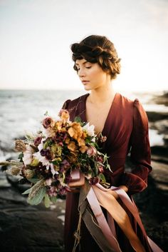 Beachy bridal inspo | Allison Markova Photography