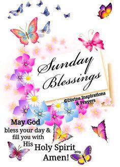 Good Sunday Morning, Sunday Love, God Bless You, Best Vibrators, Holy Spirit, Holi, Blessings, Prayers, Blessed