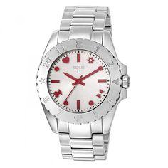 TOUS Jewelry Jewelry Boheme Mesh #Women #Watch #Tous
