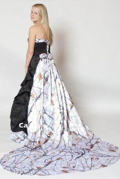 e4311ae0cc free shipping detachable train long true timbe white camo prom dresses 2017  robe longue women maxi party dress custom make-in Prom Dresses from Weddings  ...