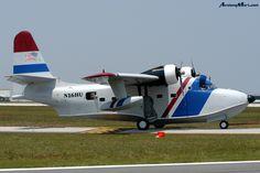 Grumman Seaplanes | Grumman HU-16 Albatross - N16HU - Amphibian Airplane - Twin Engine ...