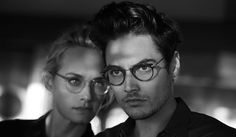 85d9ce7748e7 2017 CAMPAIGN  DESERT STORIES – Oliver Peoples - Levi Dylan and Amber  Valetta Minimalist Jewelry