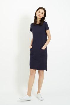 http://www.peopletree.co.uk/women/viva-dress-in-navy
