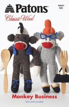 Patons-Monkey Business