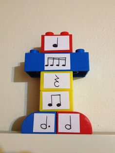 Rhythm Robots! Love this site, lots of ideas :)