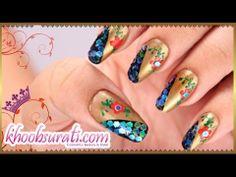 Royal Nail Art Design