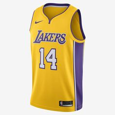 ccf560a82c9 Brandon Ingram Icon Edition Swingman Jersey (Los Angeles Lakers) Men s Nike  NBA Connected Jersey by Nike