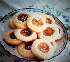 occhi di bue (biscotti classici)