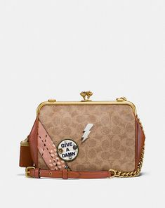 Coach Coach X Keith Haring Kisslock Crossbody in Signature Patchwork  Alternate View 2 Keith Haring 57467914609ad